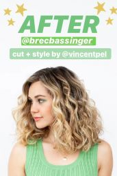 Brec Bassinger - Social Media 02/07/2020