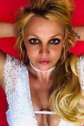Britney Spears - Social Media 03/31/2020