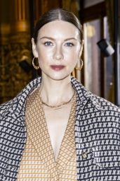 Caitriona Balfe – Stella McCartney Show at Paris Fashion Week 03/02/2020