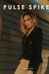 Caity Lotz - Pulse Spikes March 2020
