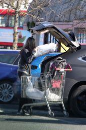 Caprice Bourret - Shops at Sainsbury