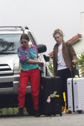 Cara Delevingne and Ashley Benson - Out in LA 03/16/2020