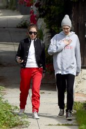 Cara Delevingne and Ashley Benson - Out in LA 03/20/2020