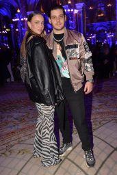 Carla Ginola – Christophe Clovis Bestimage CR x Redemption Evening in Paris 02/28/2020