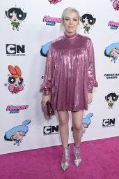 Carly Rae Jepsen – 2020 Christian Cowan x Powerpuff Girls Runway Show in Hollywood