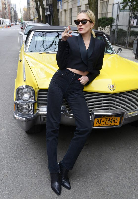 Caroline Vreeland - Photoshoot February 2020