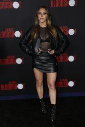 "Cassie Scerbo – ""Bloodshot"" Premiere in LA"