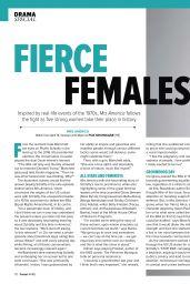 Cate Blanchett - Foxtel Magazine April 2020 Issue