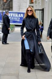 Celine Dion Chic Style - NYC 02/29/2020