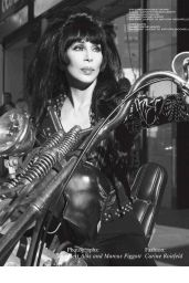 Cher – CR Fashion Book #16 Spring / Summer 2020
