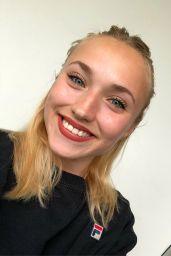 Chloe Jouannet - Social Media 03/23/2020