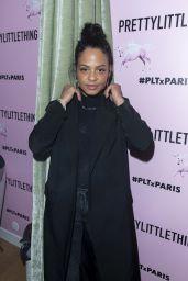 Christina Milian - Paris Fashion Week in Paris 03/03/2020