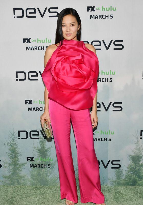 "Christine Ko – ""Devs"" Premiere in Hollywood"