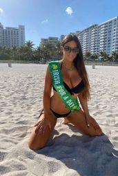 Claudia Romani - Bikini Photoshoot 03/16/2020
