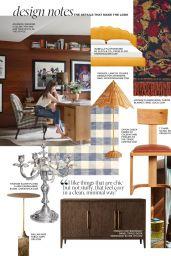Dakota Johnson - Architectural Digest Magazine March 2020 Issue
