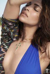 Deepika Padukone - ELLE Magazine India March 2020