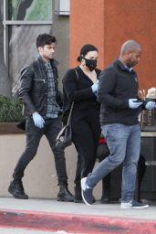 Demi Lovato - Shopping in Los Angeles 03/15/2020