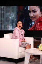 Demi Lovato - The Ellen Degeneres Show 03/05/2020
