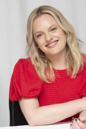 "Elisabeth Moss - Promoting ""Invisible Man"" in Hollywood 03/12/2020"
