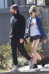 Elizabeth Olsen - Out in Los Angeles 03/30/2020