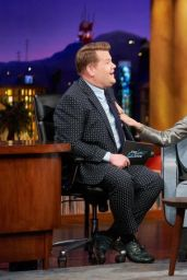 Elle Fanning - The Late Late Show With James Corden 03/10/2020