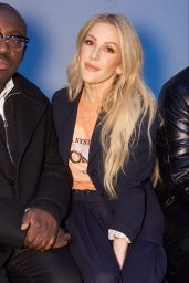 Ellie Goulding – Chloe Fashion Show at Paris Fashion Week 02/27/2020