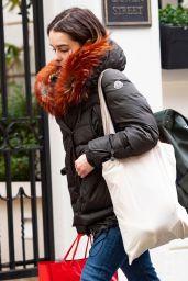 Emilia Clarke - Out in London 03/10/2020