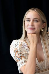 """Emily Blunt - """"A Quiet Place Part II"""" Photocall in NY"""