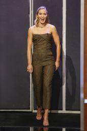 Emily Blunt - Jimmy Kimmel Live! in LA 03/10/2020