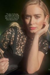Emily Blunt - Marie Claire Australia April 2020 Issue