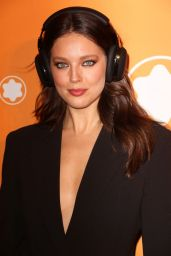 Emily Didonato - Montblanc Smart Headphones & Smart Watch Launch Party in NYC
