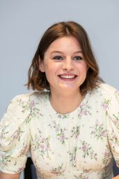 """Emma Corrin – """"The Crown"""" TV Show Photocall in London"""