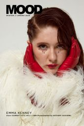 Emma Kenney - Mood Magazine Winter/Spring 2020