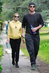 Emma Roberts and Garret Hedlund - Hike in Los Angeles 03/19/2020