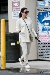 Eva Longoria - Shopping at Joann Fabrics and Crafts in Sherman Oaks 03/14/2020