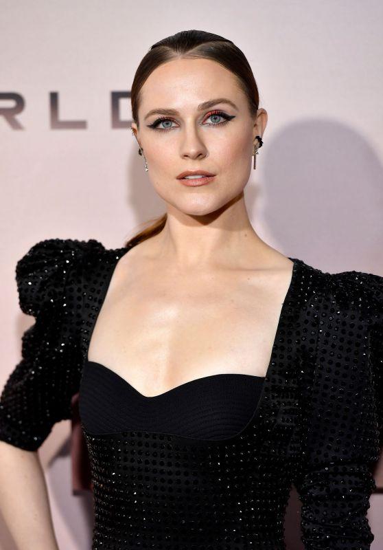 """Evan Rachel Wood – """"Westworld"""" Season 3 Premiere in Hollywood"""