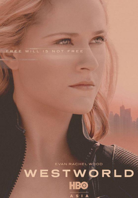 "Evan Rachel Wood – ""Westworld"" Season 3 Promo Poster"