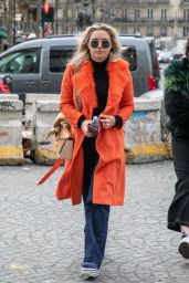 Florence Pugh - Out in Paris 03/04/202
