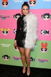 Francia Raisa – 2020 Christian Cowan x Powerpuff Girls Runway Show in Hollywood