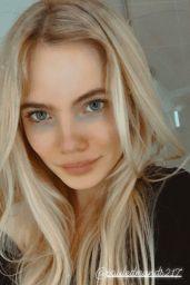 Freya Allan - Social Media 03/20/2020