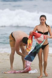 Gabriella Brooks in a Bikini - Byron Bay 03/09/2020