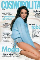 Gabrielle Caunesil - Cosmopolitan Italy April 2020 Issue