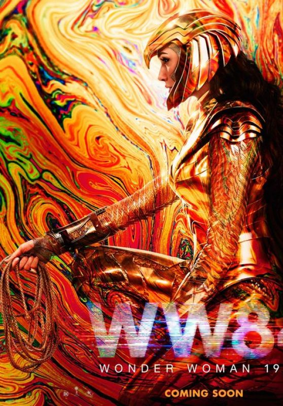 """Gal Gadot - """"Wonder Woman 1984"""" Promo Posters"""
