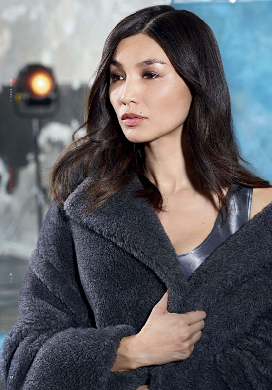 Gemma Chan - Vanity Fair Italy 03/11/2020 Issue