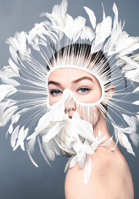 Gigi Hadid - Harper's Bazaar US April 2020
