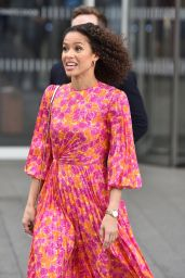Gugu Mbatha-Raw - Out in London 03/06/2020