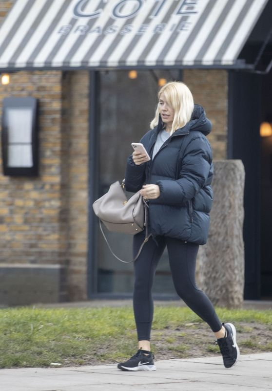 Holly Willoughby Street Style - March 2020
