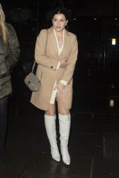 Imogen Thomas - Hankies Haymarket Opening in London