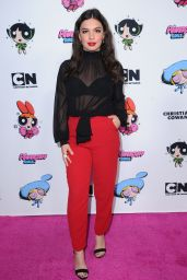 Isabella Gomez – 2020 Christian Cowan x Powerpuff Girls Runway Show in Hollywood
