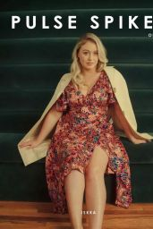 Iskra Lawrence - Pulse Spikes Magazine, March 2020